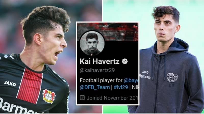 Kai Havertz Likes 'Announce Havertz' Tweet On Social Media As Fans Lose Their Minds