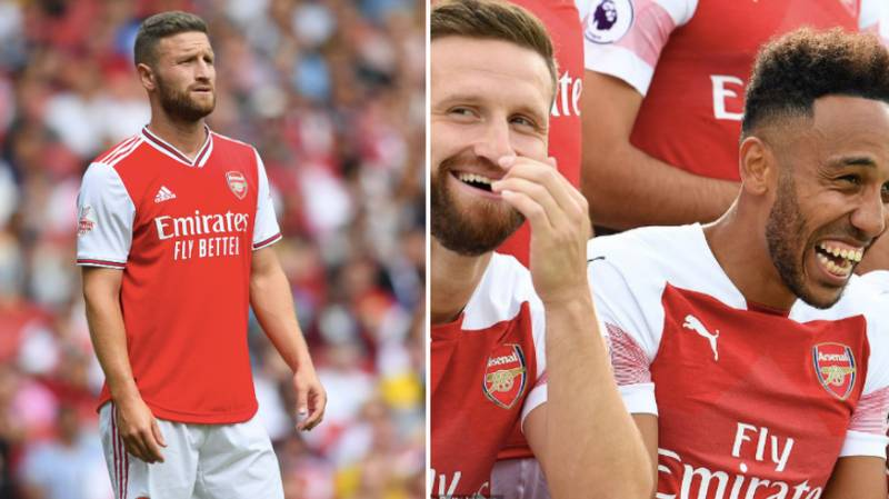 Arsenal Receive 'Transfer Enquiry' About Shkodran Mustafi And Fans Are In Utter Disbelief