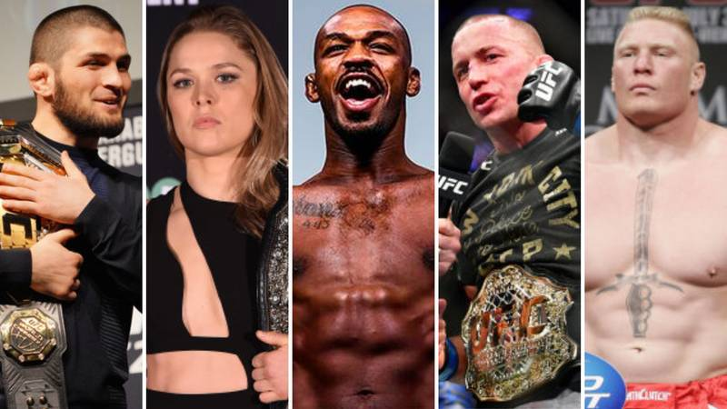 Top 50 Fighters With The Highest UFC Career Earnings Of All Time Have Been Revealed
