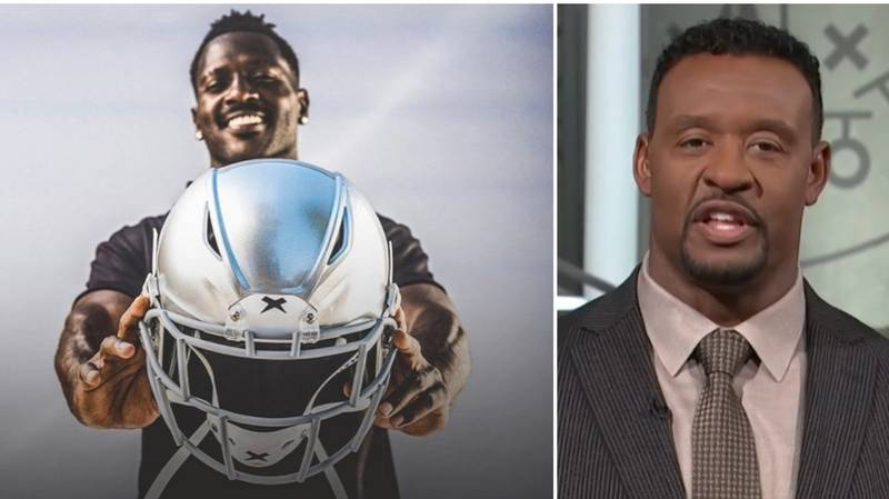 Willie McGinest Hits Out at Antonio Brown For Helmet Drama That Saw Him Miss Oakland Raiders Training Camp