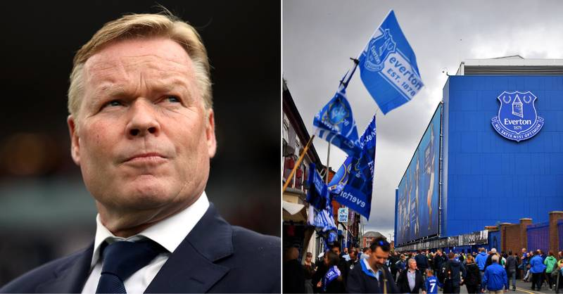 Ronald Koeman Says Everton Fans Expect Too Much And Are 'Living In The Past'
