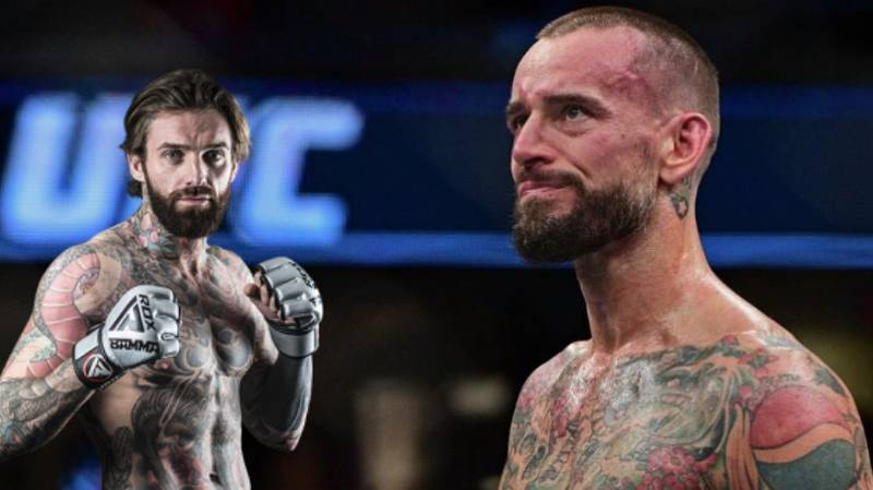 Aaron Chalmers Is '100%' Down To Fight CM Punk