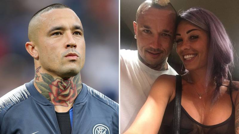 Radja Nainggolan Set To Return To Cagliari As His Wife Continues To Battle Cancer