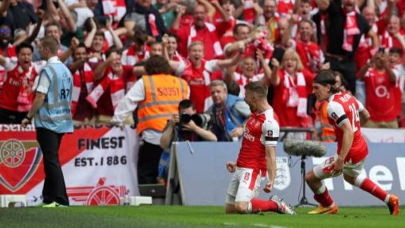 BREAKING: Arsenal Win The FA Cup