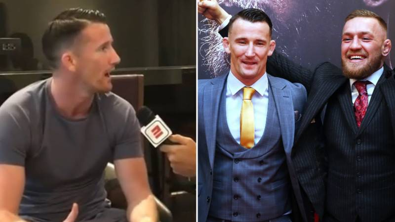 Conor McGregor's Coach Confirms His Three-Fight Plan For 2020 And It's Huge