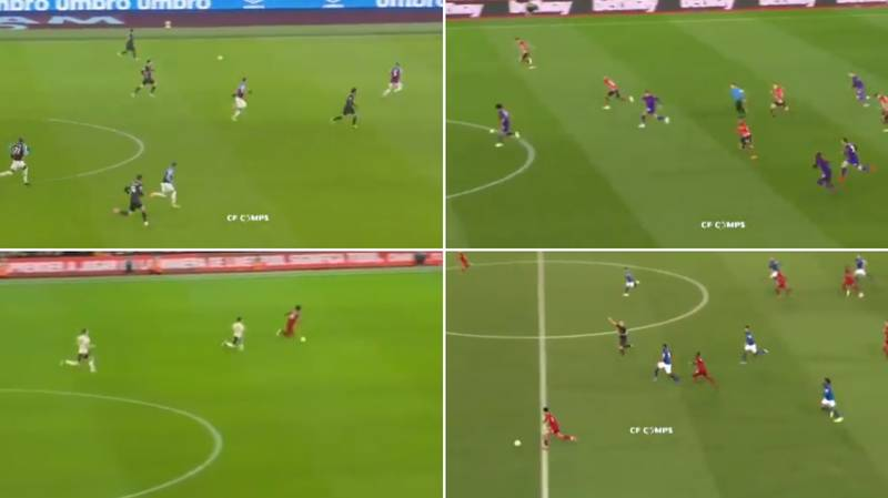 Stunning Compilation Of Liverpool's Counter-Attack Goals Shows They're The Best Team On The Break