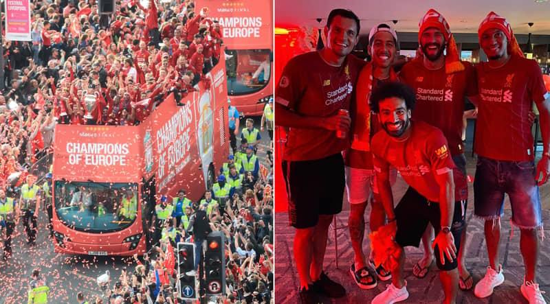 Liverpool City Council Confirm Liverpool Premier League Title Parade