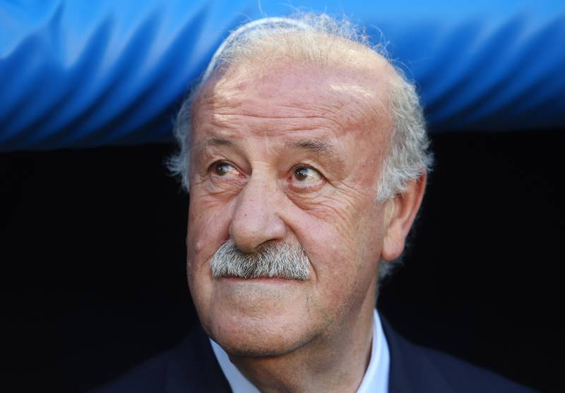 Vicente Del Bosque Reveals The Only Spain Player He Didn't Write A Thank You Letter To