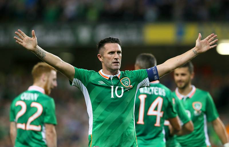 Robbie Keane Set For A Return To England?