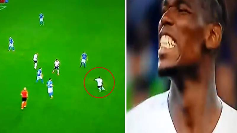 Paul Pogba Subjected To Whistles When Substituted For France Last Night