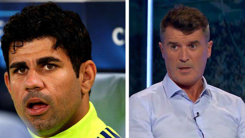 Roy Keane Gives Typically Hilarious Assessment Of Diego Costa