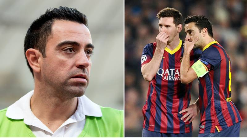 Xavi Reveals Who He Would Sign If He Was Barcelona Manager
