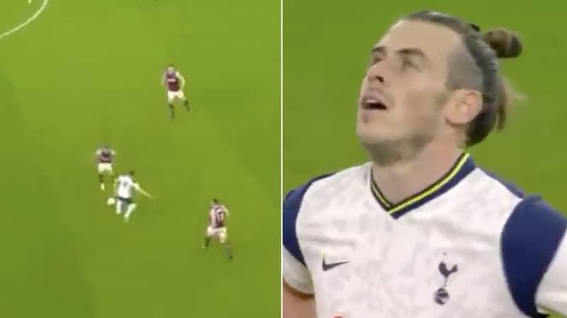 Fan Creates Hilarious Compilation Of Gareth Bale's Second Spurs Debut