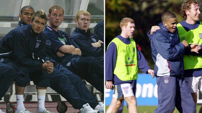 Paul Scholes Was The 'Master' In England Training According To Former Teammate