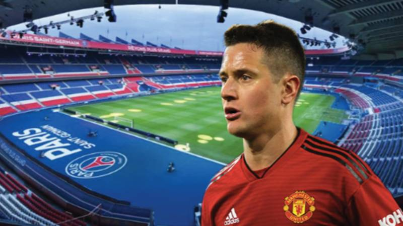 Ander Herrera Set To Sign For PSG After Reportedly Signing Pre Contract Agreement