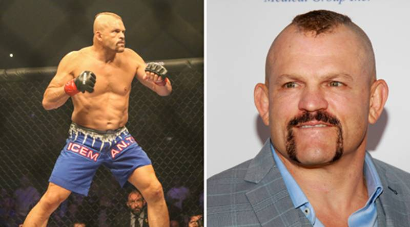 Chuck Liddell Had UFC President Dana White Walk In On Him Having An Orgy