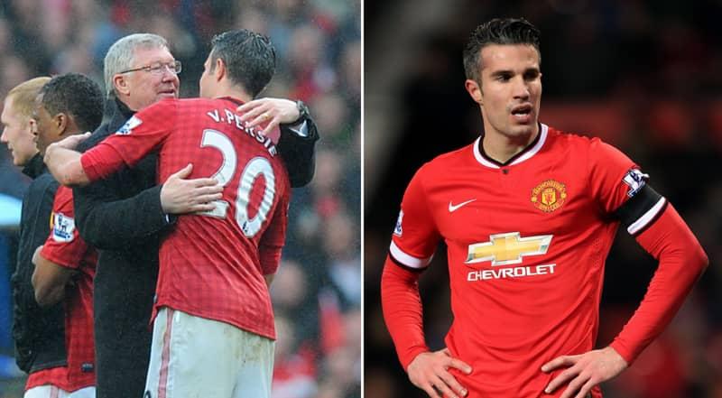 Robin Van Persie Claims Manchester United Broke Sir Alex Ferguson Rule During Istanbul Basaksehir Defeat