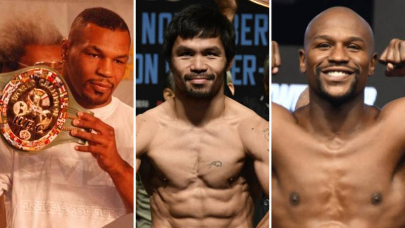The 10 Greatest Boxers Of All Time Have Been Ranked By Boxing Fans