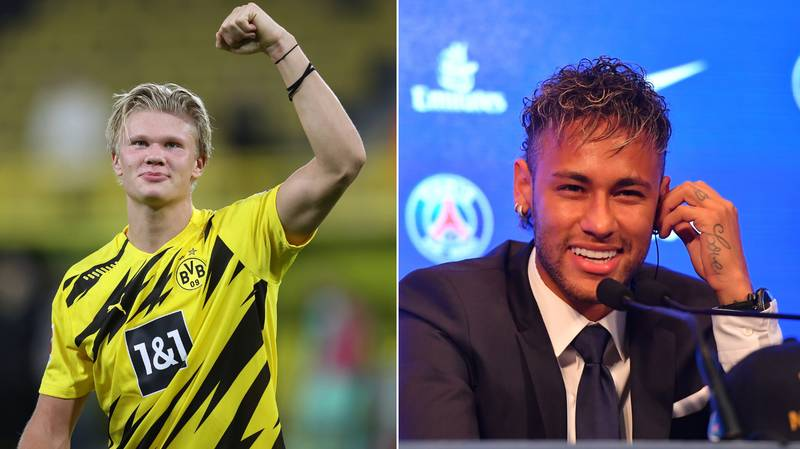 The Three Players Most Likely To Break Transfer World Record According To Transfer Expert