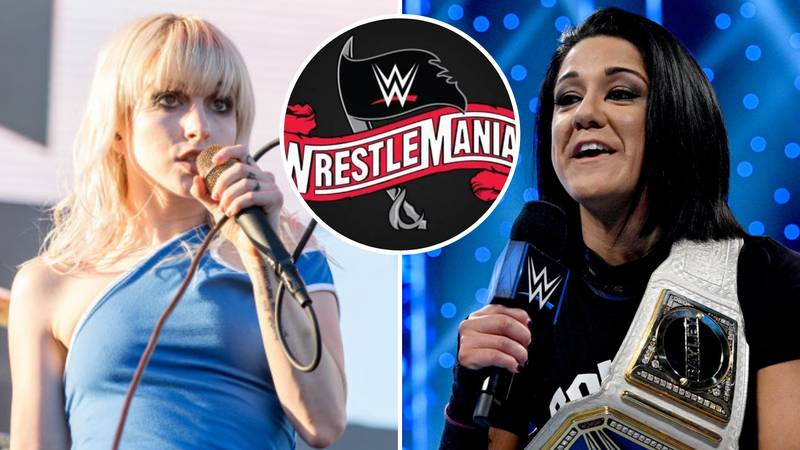 Bayley Wants Paramore's Hayley Williams To Perform Her Entrance At WrestleMania 36