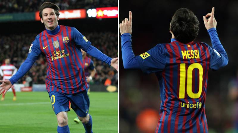 Lionel Messi's Breathtaking 2012 Will Never Be Replicated Again