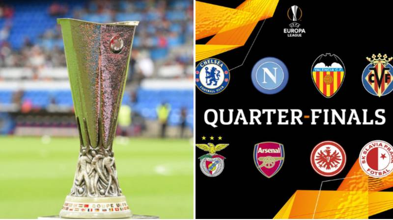 The 2018/19 UEFA Europa League Quarter-Final Draw Confirmed
