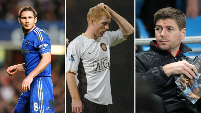 How FIFA Has Settled The Frank Lampard, Paul Scholes, Steven Gerrard Debate