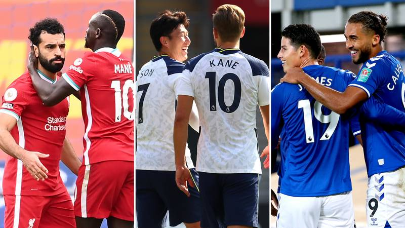 Every Premier League Club Has Been Ranked On Their Front Three