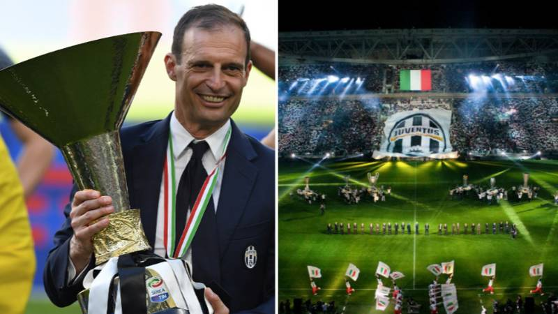 Juventus Confirm Massimiliano Allegri Will Leave Club