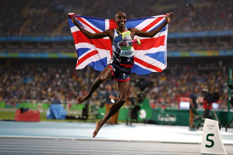 Mo Farah To Quit The Track After World Championships