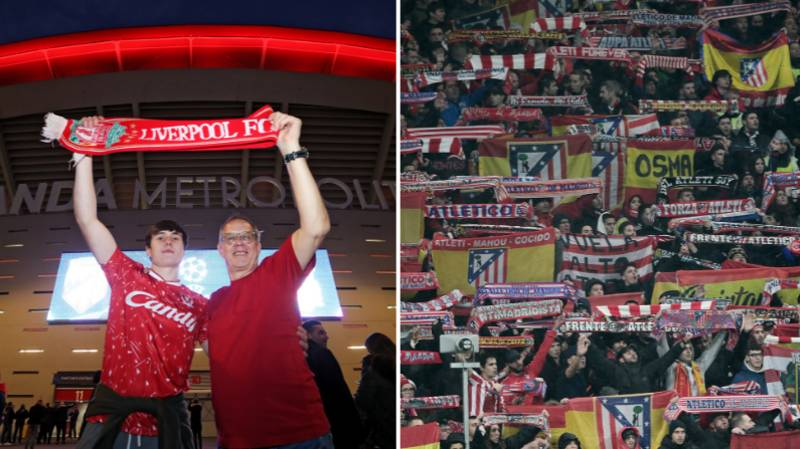 Spain's Issues With Coronavirus Suggests Fans Shouldn't Be Travelling From Madrid