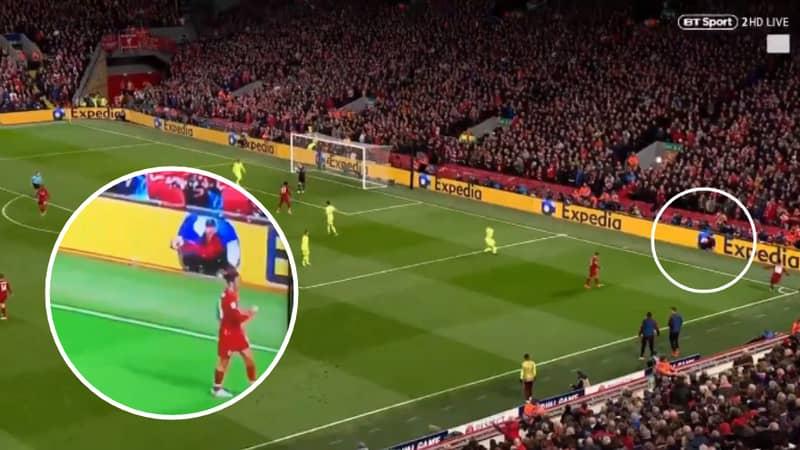 The Liverpool Ball Boy, The True Hero Of The Epic Comeback Vs Barcelona