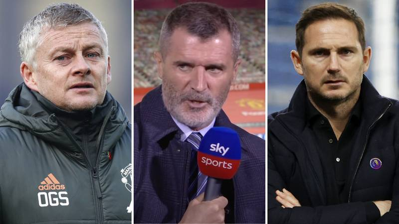 Roy Keane's Comments On Ole Gunnar Solskjaer And Frank Lampard Resurface And He Wasn't Wrong