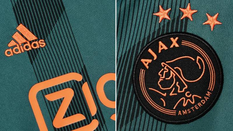 Ajax's 2019/20 Away Kit Is A Thing Of Beauty