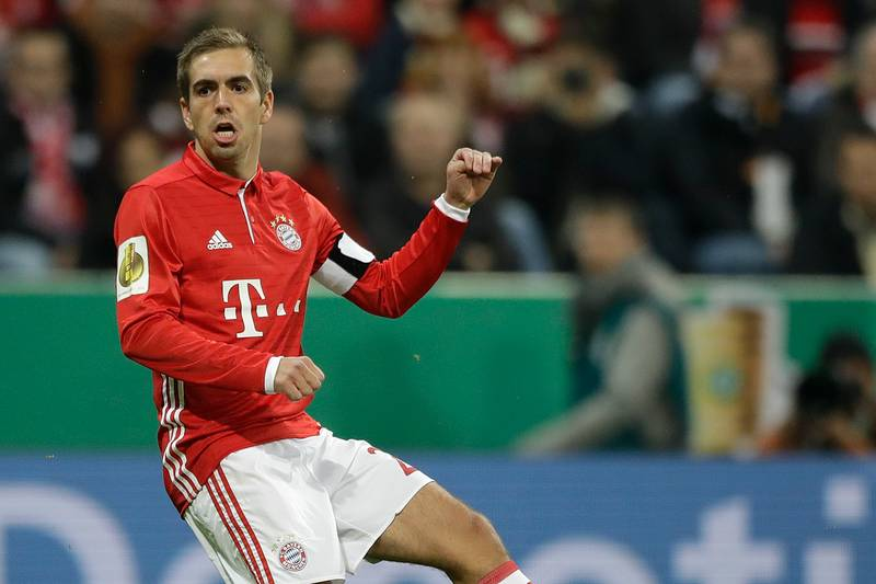 Bayern Reveal Their Unhappiness With Philipp Lahm Retirement Announcement
