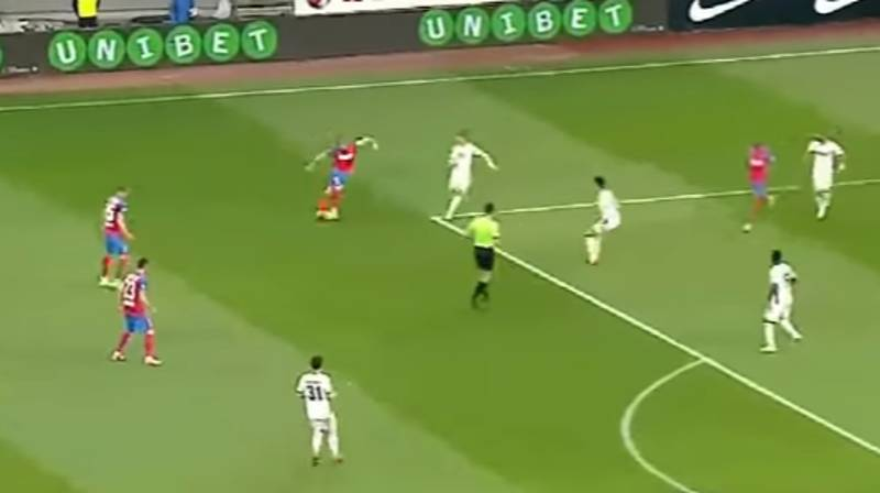 WATCH: The Assist Of Dreams Took Place Last Night
