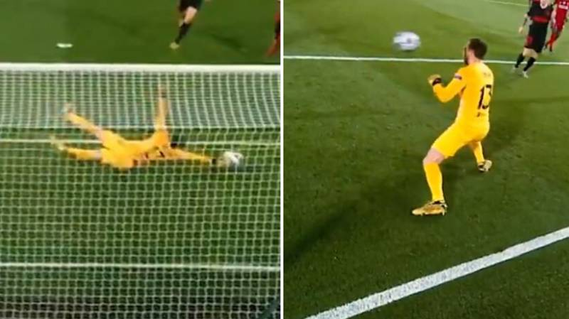 Jan Oblak's Highlights Against Liverpool Prove He's The World's Best