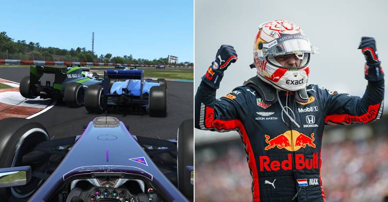 Esports Replacement Of Formula 1 Broke Records As It Pitted Top Real-World Drivers Vs Sim Racers