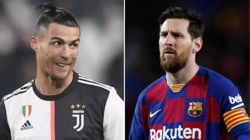 Who Legendary Football Stars Picked Between Cristiano Ronaldo And Lionel Messi