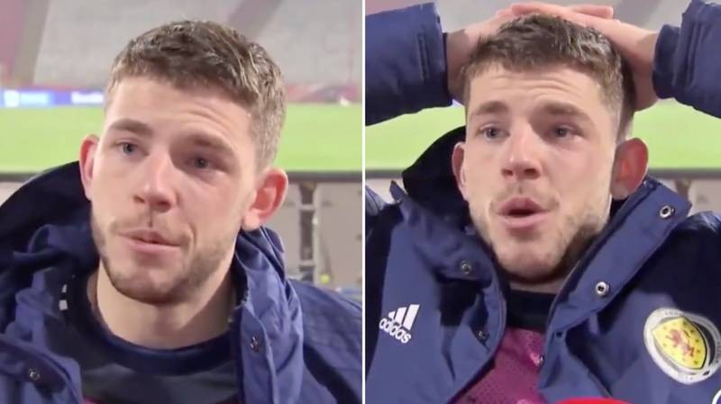 Ryan Christie's Emotional Interview Shows What Euro 2020 Qualification Means To Scotland
