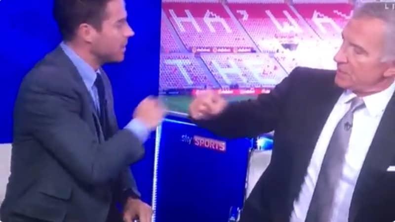 WATCH: Souness And Redknapp Awkwardly Recreate the Kane/Alli Handshake