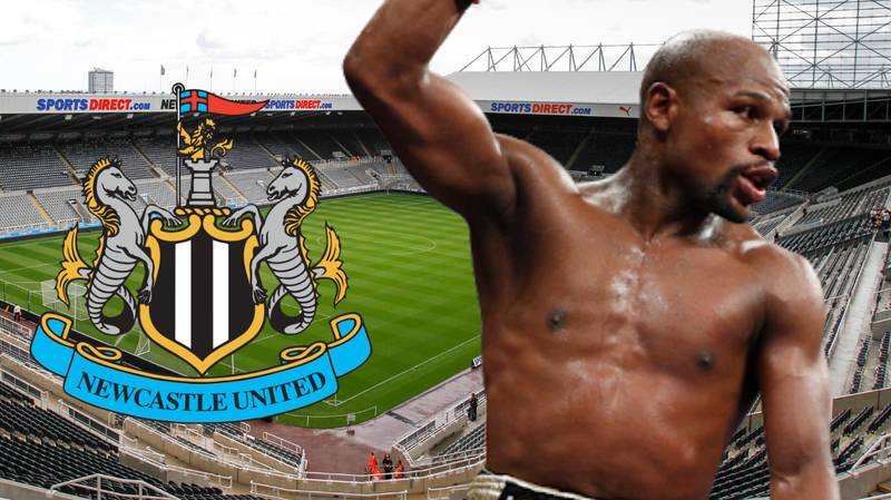 Floyd Mayweather Is 'Very Interested' In Buying Newcastle United