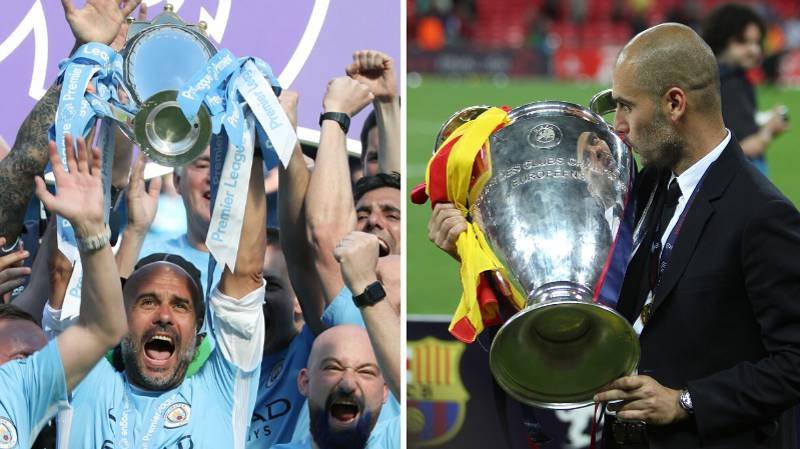 Pep Guardiola's Record As A Manager Will Never Be Matched