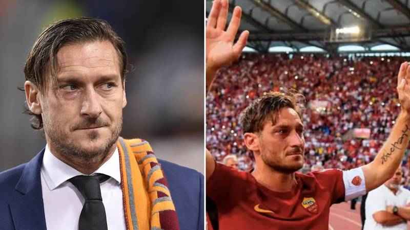 Francesco Totti Lashes Out At Roma And Tells Agents To Not Deal With Them