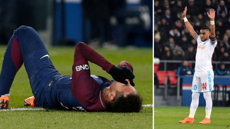 PSG And Brazil Fans Won't Be With Dimitri Payet After Neymar Injury