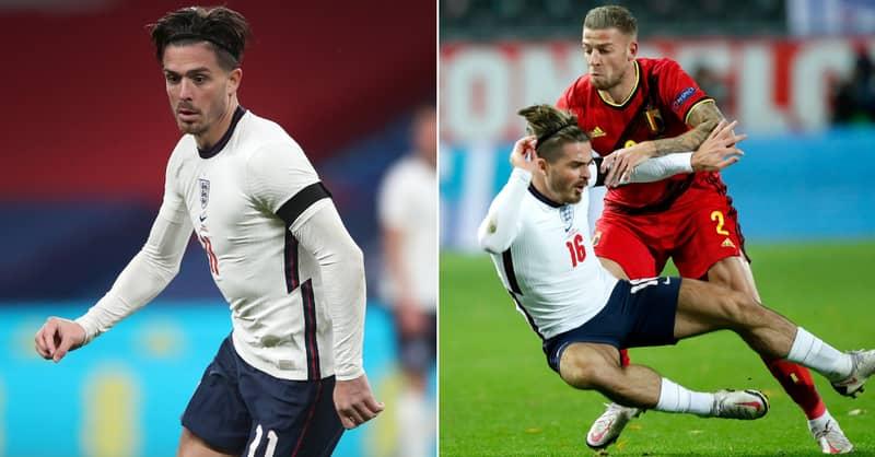 Jack Grealish's Display Vs Belgium Slammed By Former England International