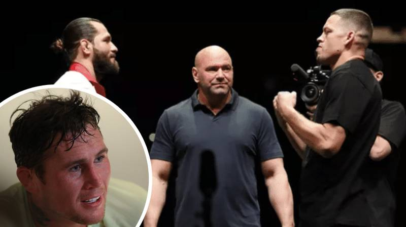 Darren Till Exclusive: Gives Prediction For Masvidal Vs. Diaz And Reacts To BMF Title