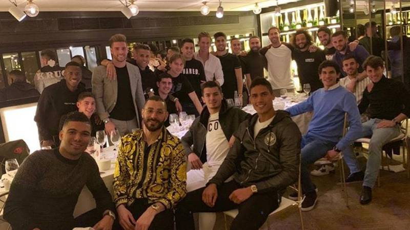 Sergio Ramos Organises Team Meal, Tells The Players What He Expects Of Them