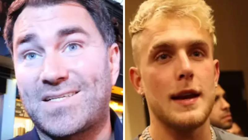Eddie Hearn Gives Details On Jake Paul's Potential Next Fight
