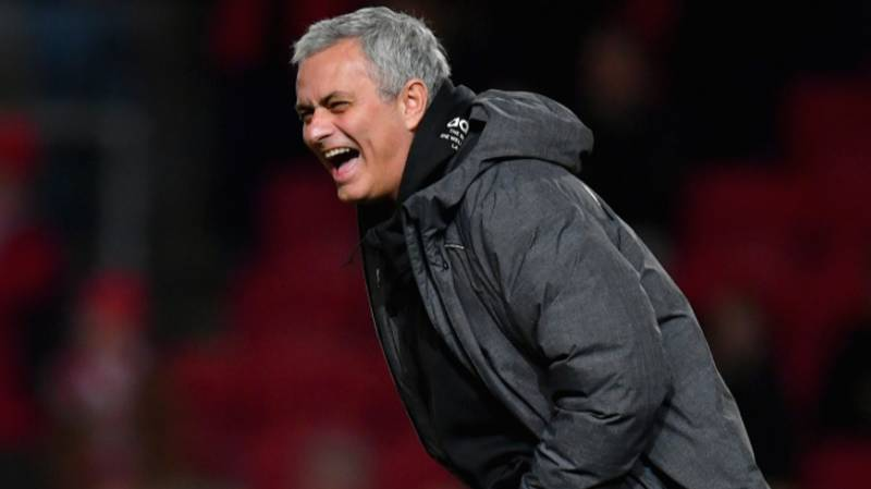 Jose Mourinho Invents His Own Player Of The Year Award, Gives It To Surprise Choice